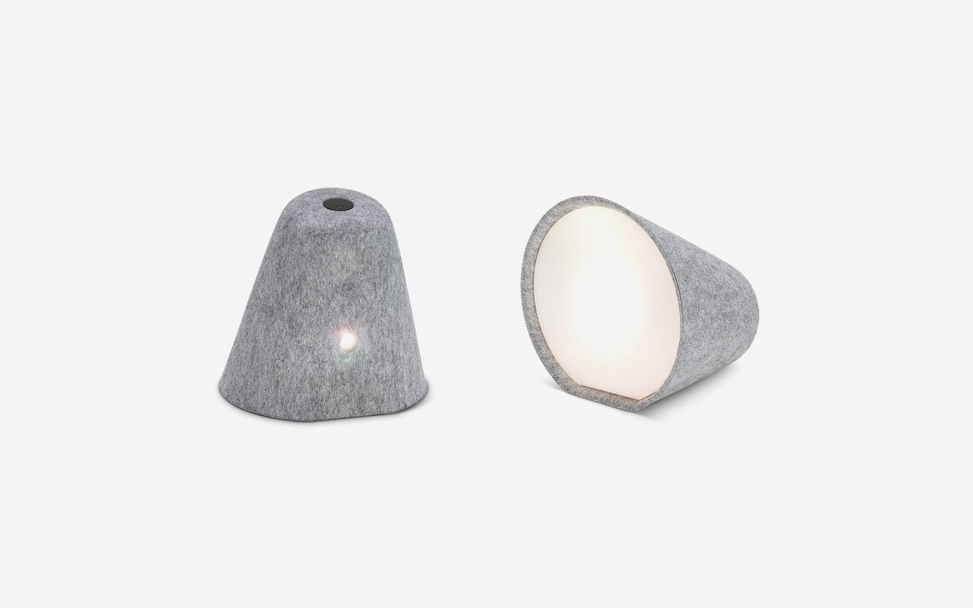 Uni - Product card grey background