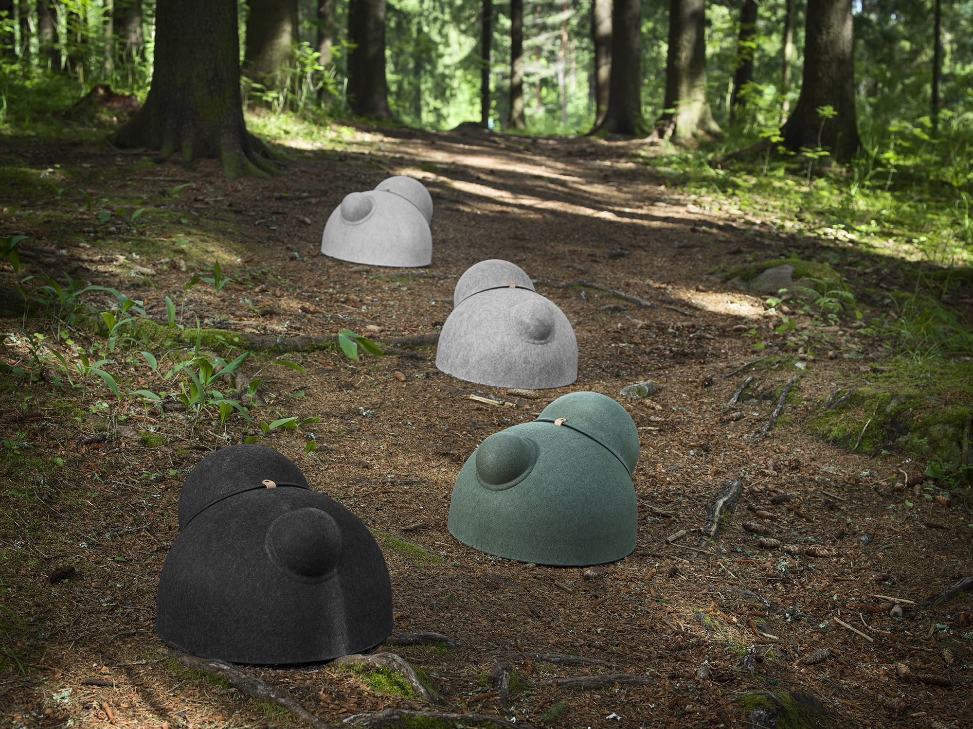 Oloilu Mohko - Forest path brand story