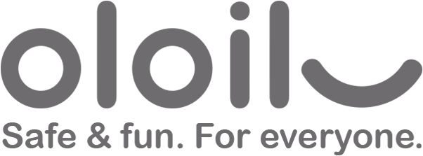 Oloilu Logo - Safe & Fun Slogan