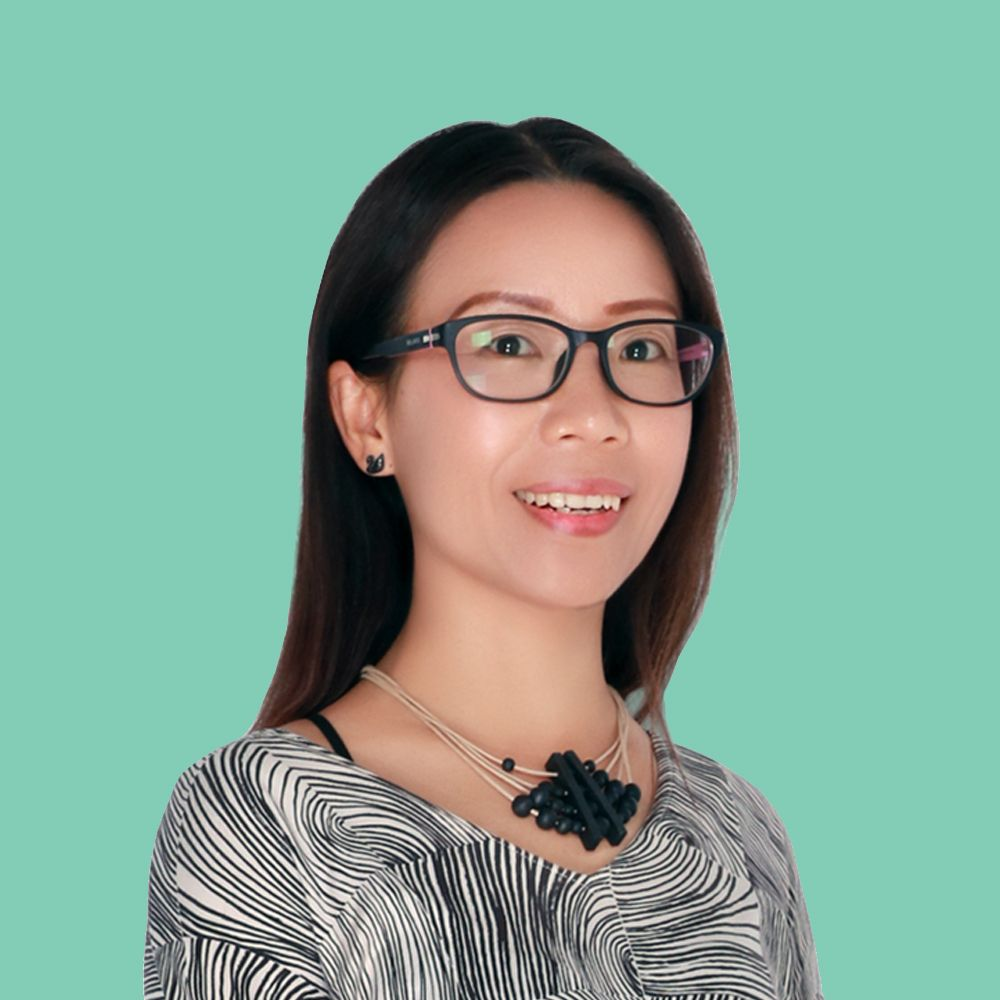 CEO and co-founder of Oloilu - Helen Xin